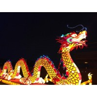 China – Land of The Dragon