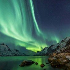 Scenic Scandinavia with Northern Lights