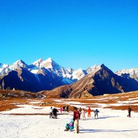 Shimla Manali Chandigarh - Group Tour